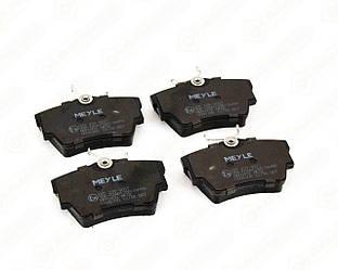 Дискові гальмівні колодки (задні) на Renault Trafic II 2001->2014 — Meyle - 0252398017