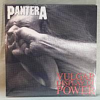 CD диск Pantera - Vulgar Display Of Power