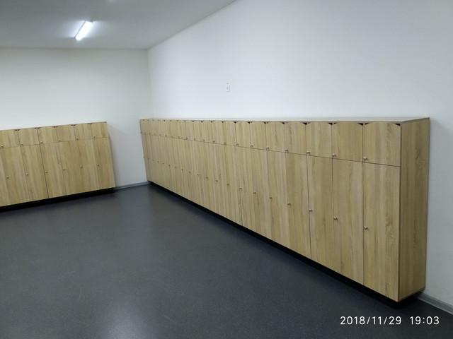 Шкаф детский секционный - 3