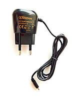 Зарядное устройство для смартфона с кабелем micro-usb 1a