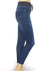 Жіночі  джинси на резинці