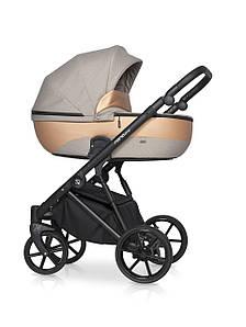 Детская универсальная коляска 2 в 1 Riko Nano Pro 04 Camel