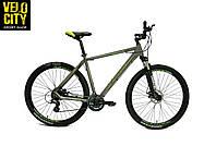 "Велосипед Fort Attaсk 29"" серо-зеленый"