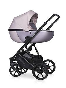 Детская универсальная коляска 2 в 1 Riko Nesa 01 Pearl Pink