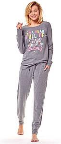 Хлопковая женская пижама 36172 MILEY от Henderson