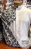"""Чоловіча вишита сорочка у сучасному стилі """"Оскар"""", фото 6"""