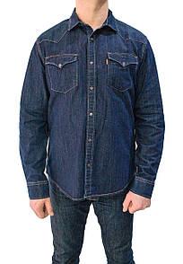 Рубашка джинсовая  01 TALIN BLUE