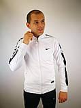 Білий спортивний костюм, фото 5