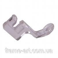 Лапка для вышивания и штопки тип-P, JM, J (Janome 200) пластик, прозрачная, Лапка P,CB(200), 47404