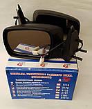Зеркало наружное, ВАЗ 2123, c электроприводом (с обогревом, шагрень) 2шт , фото 2