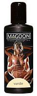 Масло для эротического массажа аромат ваниль Magoon Vanille 100 мл