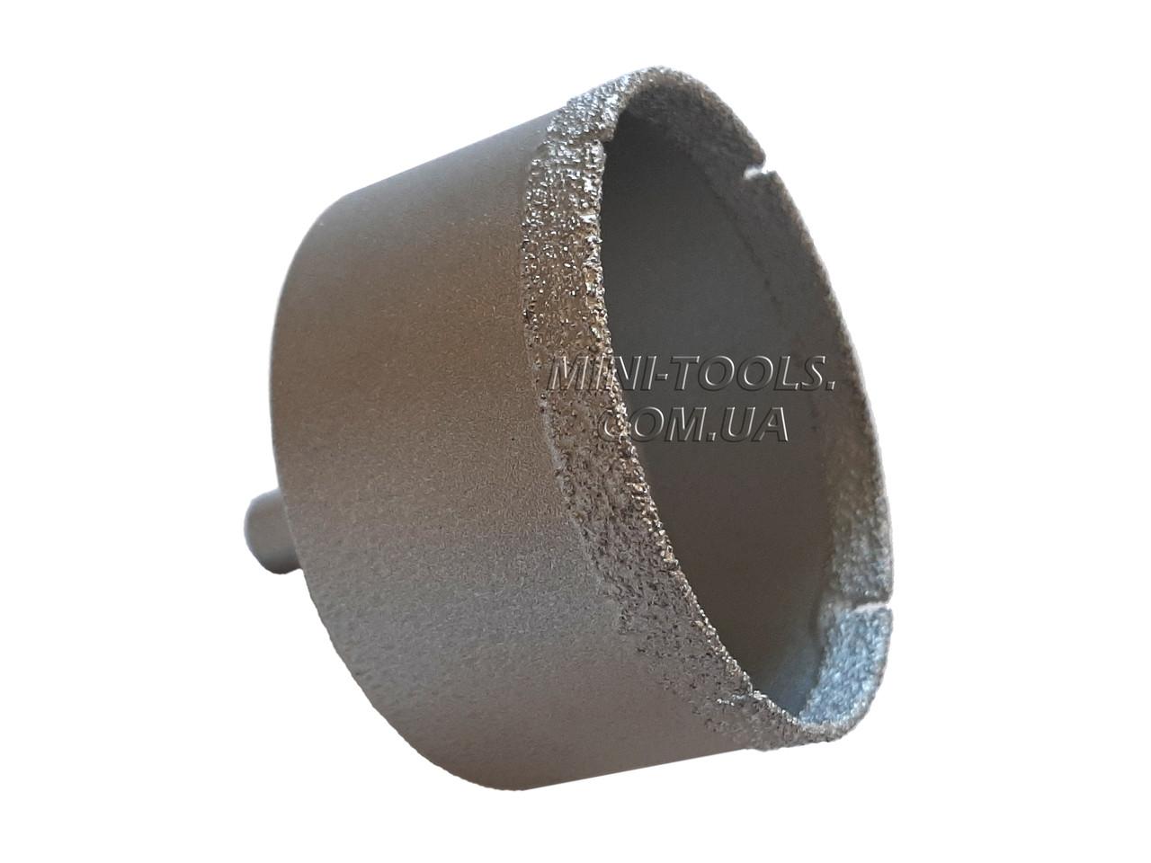 Спеченная алмазная коронка Ø55mm.YDS Tools