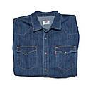 Рубашка джинсовая  02 TALIN BLUE, фото 3