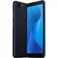 Смартфон ASUS ZenFone Max Plus M1 (экран 5.7 дюймов, памяти 4/64, батарея 4130 мАч) три слота.
