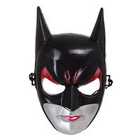 Пластиковая маска Бэтмена