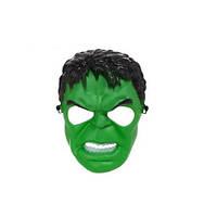 Пластиковая маска Халка