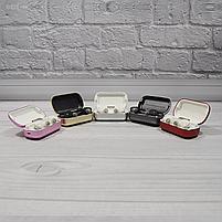 Bluetooth беспроводные наушники с водозащитой TWS s8 5.0 (блютуз гарнитура с кейсом-зарядкой) (красные), фото 8