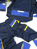 """Костюм """"Астера-М"""" куртка и брюки из саржи, фото 5"""