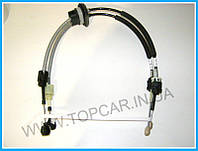 Трос КПП Fiat Scudo 1.6 D/2.0hdi 07-  CITROEN ОРИГИНАЛ 2444GR