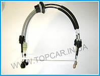 Трос КПП Peugeot Expert 1.6 D/2.0hdi 07-  CITROEN ОРИГИНАЛ 2444GR