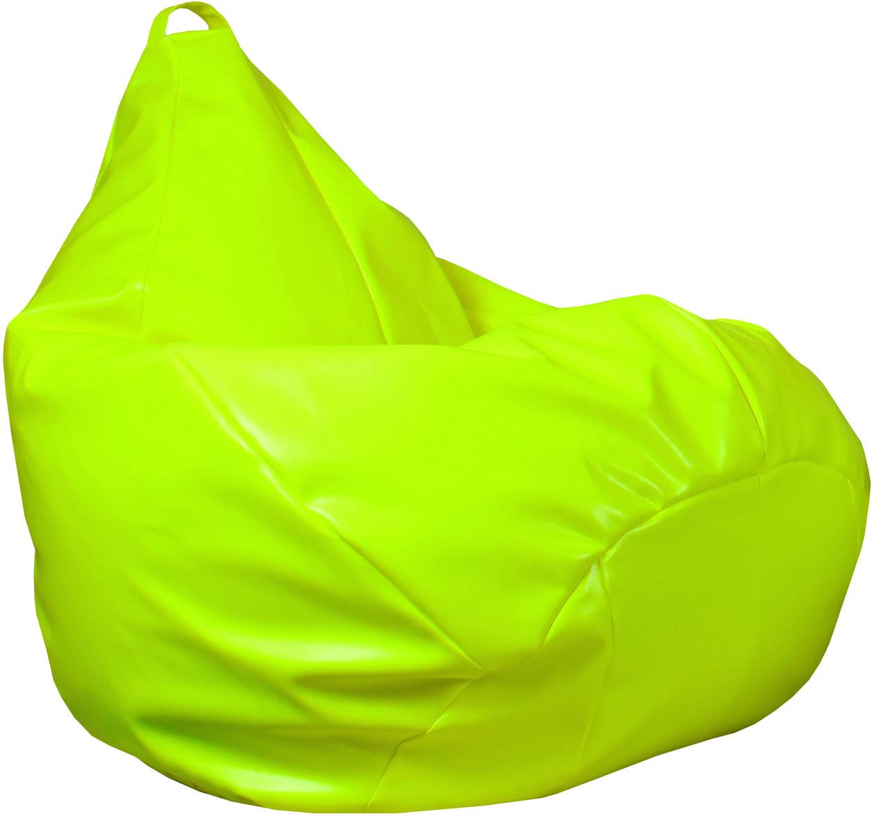 Кресло груша Фреш Лимон  TIA-SPORT