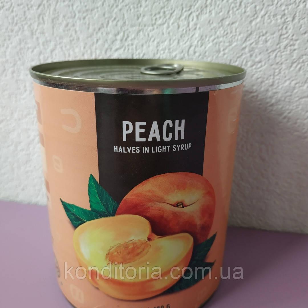 Персик консервированный 850 ml