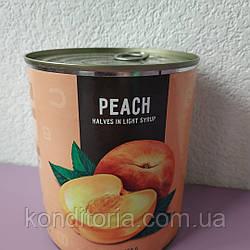 Персик консервований 850 ml