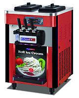 Фризер для мягкого мороженого Cooleq IFE-3 (3 рожка)