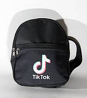 Ррюкзак Женский  TIK-TOK BLACK