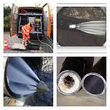 Чистка сливных ям и туалетов углубление ям реставрация улучшает впитываемость Каменское, фото 2