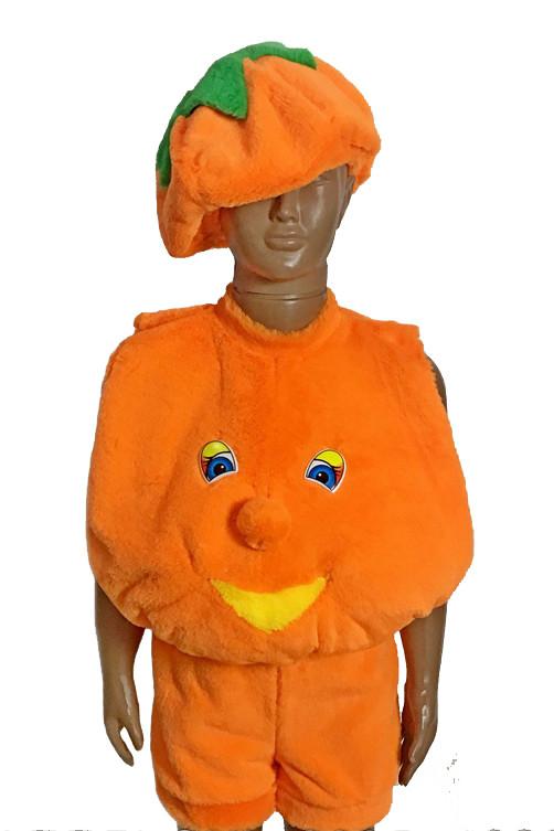 Костюм Апельсин рост 104-110