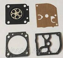 Набор мембран карбюратора для бензопил McCULLOCH CS330, CS360, CS370, CS400