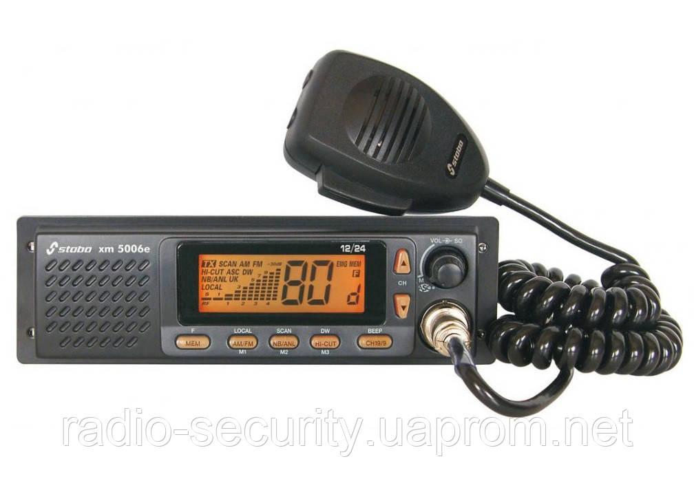 Радіостанція автомобільна STABO XM-5006E-R