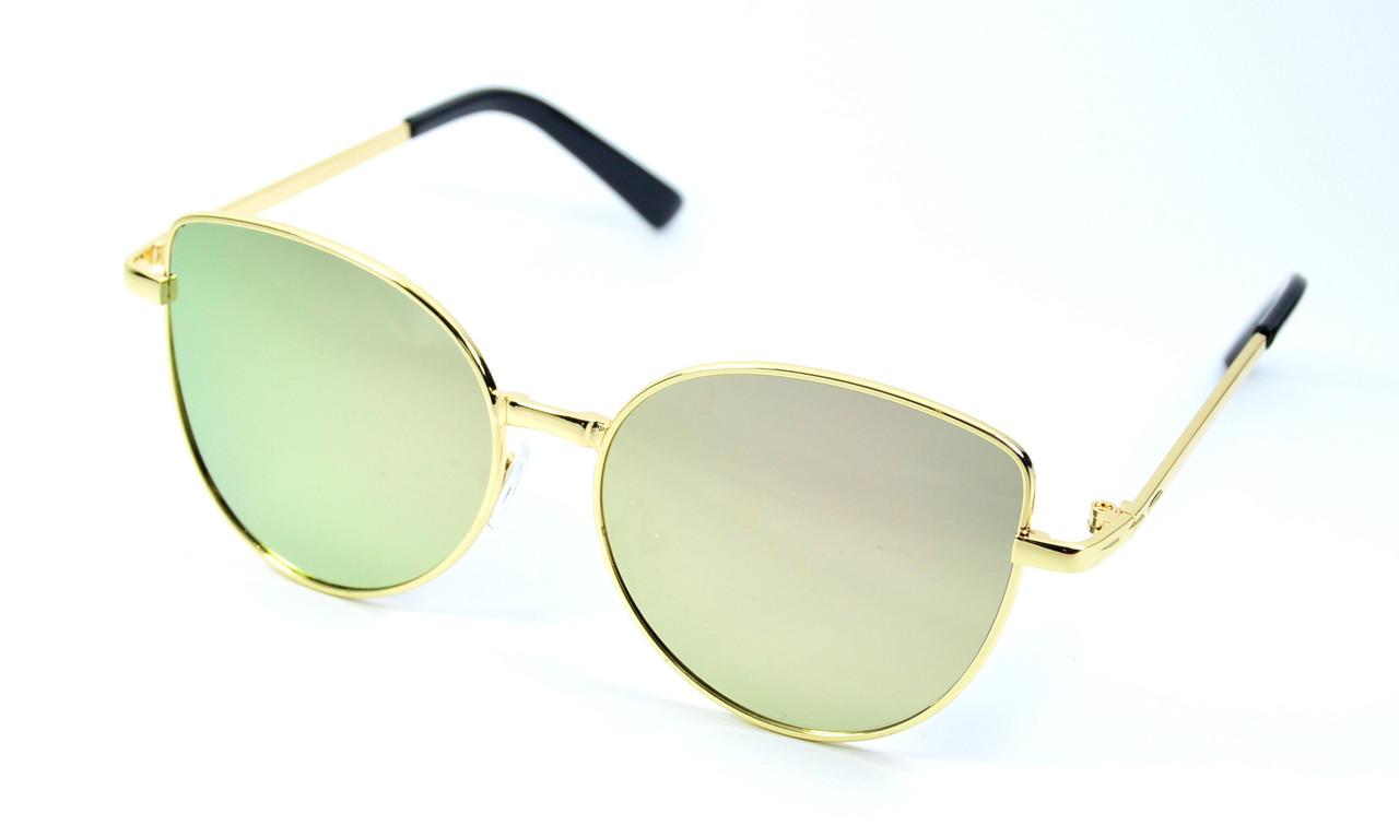Солнцезащитные очки для девочек (0423 роз)