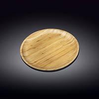 Тарелка квадратная Wilmax Bamboo WL-771032