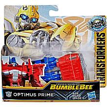 "Робот-трансформер, Hasbro, Оптимус Прайм из к/ф ""Бамблби"", 7 см - Optimus Prime, 1-step, Energon Igniters"