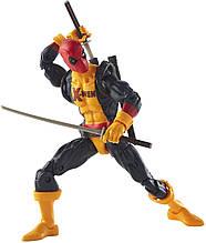 Фигурка Hasbro, классический Дэдпул, Легенды Марвел 16 см - Classic Deadpool, Marvel Legend