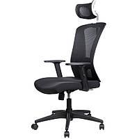 Компьютерное кресло Barsky Mesh White/Black BM-04
