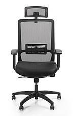 Кресло офисное Barsky Corporative BC-01 корпоративное, фото 2