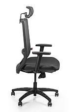 Кресло офисное Barsky Corporative BC-01 корпоративное, фото 3