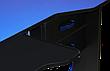 Компьютерный стол Barsky HG-01 Homework Game Blue, геймерский стол, синий, фото 3