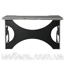 Офисный стол Barsky HG-06 Homework Game White 1400*700, белый, фото 3