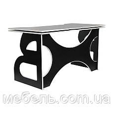Парты школьные стол с тумбой для учебных заведений Barsky Game HG LED CUP ПК HG-06/CUP-06/ПК-01, фото 2