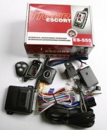 Автосигнализация Tiger ES-555 с обратной связью
