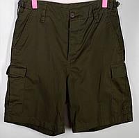 Мужские шорты на пуговицах размер М (У160)