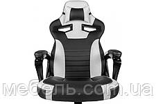 Кресло для врача Barsky SD-17 Sportdrive Game White/Black, черный / белый, фото 2