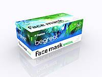 Хірургічні маски Special begreate - 50 шт/уп, MIX