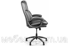 Кассовое кресло Barsky Soft Arm PU black SPUb-01, фото 2