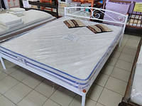 Кровать металлическая Verona 1 (Верона 1) ТМ Метакам без изножья