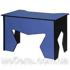 Компьютерный стол со стулом Barsky HG-01/SD-06 Homework Blue, рабочая станция, фото 3